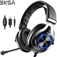 EKSA E3000 Gamer Headset Over Ear Gaming Headphone