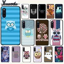 Colorful The Best One Of Owl Luxury Phone Case Cases For Samsung Galaxy A10 A20 A50 A51 A70 A71 A40 A30 A30S A80 Cover Etui luxury venom marvel deadpool pattern for samsung galaxy a10 a20 a30 a40 a50 a70 m10 m20 phone case cover coque etui capinha capa