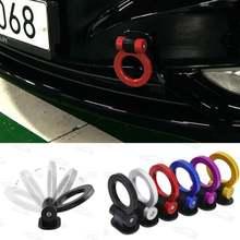 Разноцветные крючки для автомобильного прицепа украшение автомобиля