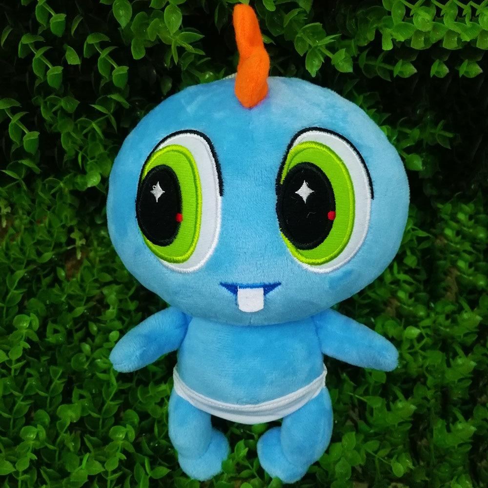 KsiMerito Casimeritos Juguetes With Music Ksi Meritos Anime Figure Animals Stuffed Plush Baby Plush Girls Toys For Children