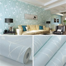 Wallpaper self-adhesive bedroom warm background wall paper home decoration