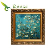 Full diamond embroidery world famous Almond Blossom by Vincent van Gogh 50cm* 50cm Diy Diamond painting