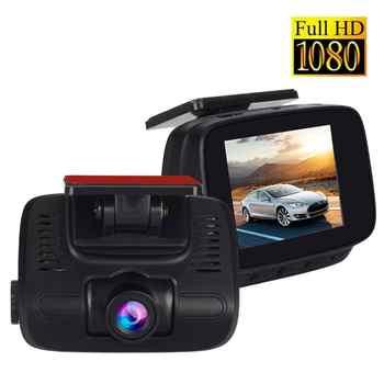 2,0 pulgadas Full HD 1080P W106 lente única grabadora dvr cámara de Vista trasera radar detectar cámara para aut cámara Dash GPS para coche
