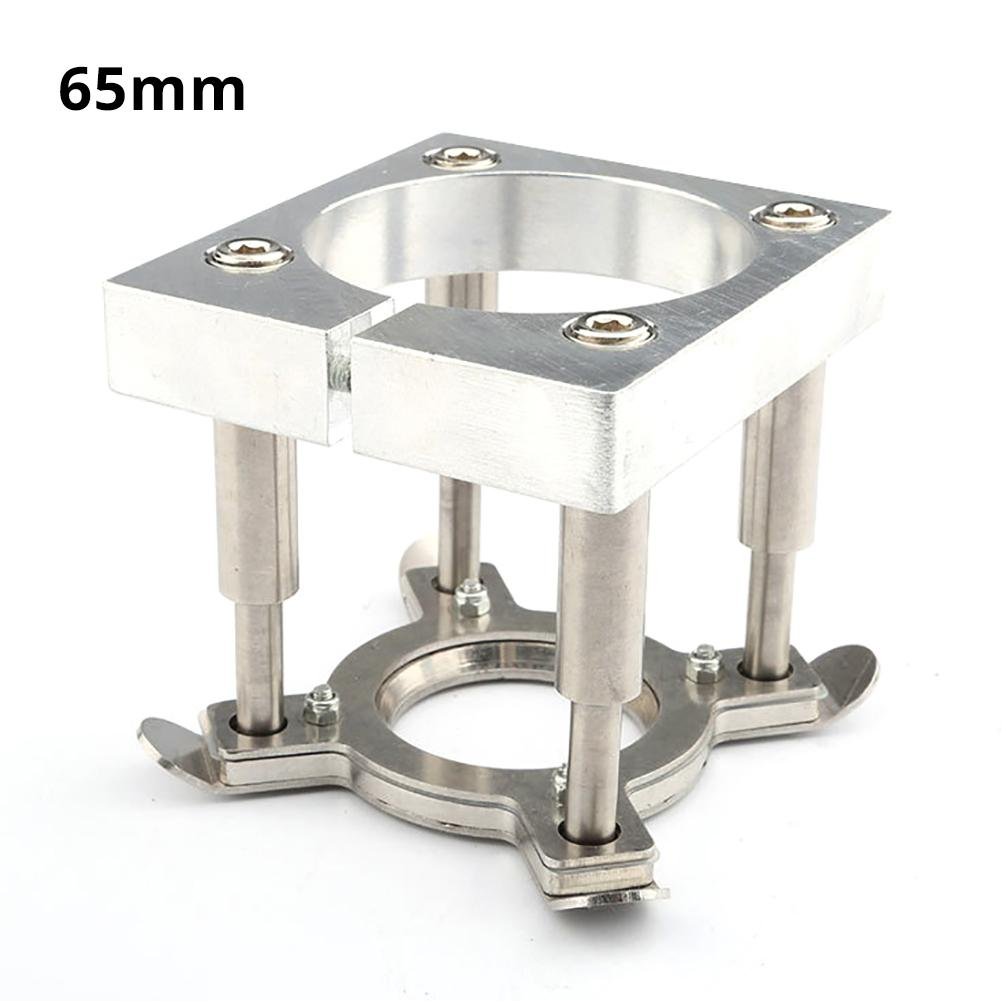 New Auto Pressure Plate Woodworking Engraving Machine Spindle Automatic Plate 65mm 80MM 100mm CNC Computer Engraving Machine