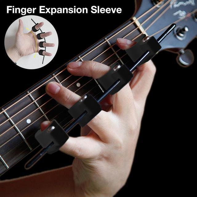 Universal Finger Expander Gitarre Finger Tensioner 2021 U4E2 Trainingsgerät G6J3