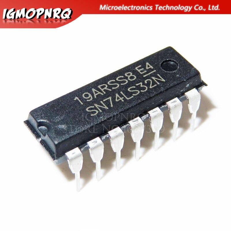10pcs HD74LS32P HD74LS32 SN74LS32N 74LS32 DIP New Original