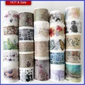 Vintage design washi tape for scrapbooking cute washi paper tape for DIY decoration