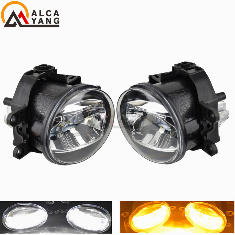 2pcs <font><b>Fog</b></font> Driving <font><b>Light</b></font> Lamp Harness Kit 81220/81210-48050 for Toyota Camry <font><b>Lexus</b></font> ES300 ES350 GS200 GS350 GS450H IS <font><b>LX570</b></font> image