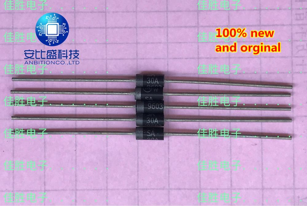 25pcs 100% New And Orginal SA30A SA Transient Voltage Suppressor Diode Series   In Stock