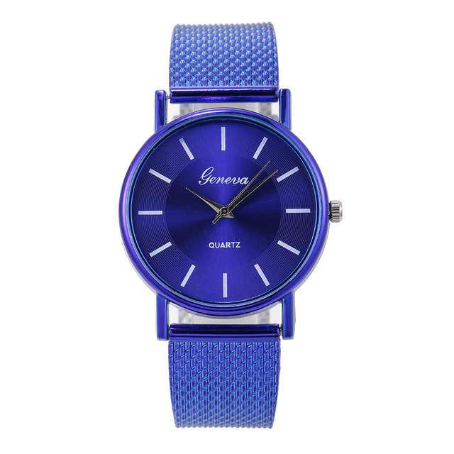 Reloj de cuarzo para mujer, resistente al agua, relojes de pulsera para mujer, para mujer, relojes de vestir, regalos, decoración de fiesta, oro rosa