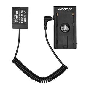 Image 4 - Andoer NP W126 الدمية البطارية مقرنة مع الربيع كابل لوح بطارية حامل ل فوجي كاميرات X A1/X A2/X A3/X E1/X E2/X M1