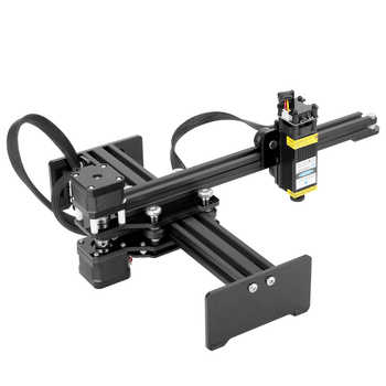 5.5W Desktop Single Arm Engraver Portable DIY Engraving Carving Machine Mini Carver Portable Wood Marking Machine EU/US Plug - DISCOUNT ITEM  20% OFF All Category