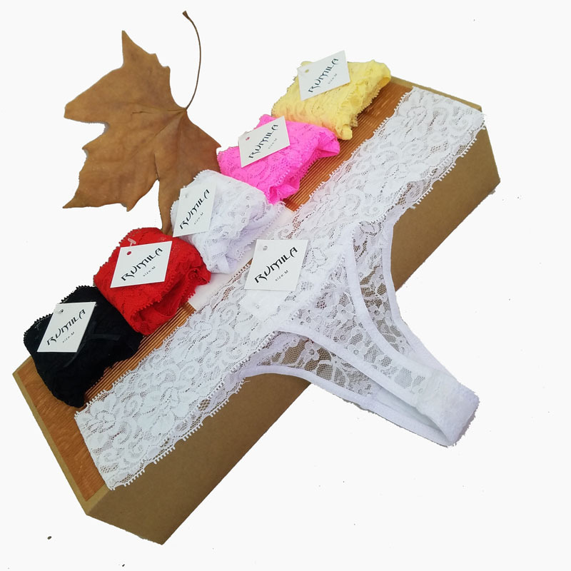 H2d4bb18222884a78bf19341504eddf20z XXXL XXL XL Transparent black Women's Sexy lace Thongs G-string Underwear Panties Briefs For Ladies T-back,1pcs/Lot,zhx1703