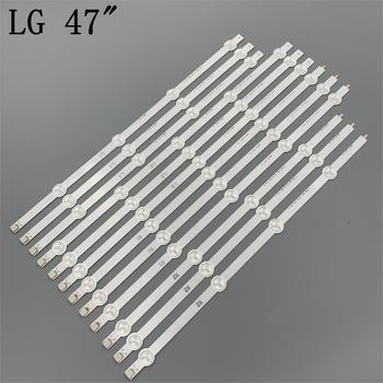 New LED backlight For LG 47inch LC470DU 47LN5200 47LN5400-CN 47LN5700 47LA620V 6916L-1174A 6916L-1175A 6916L-1176A 6916L-1177A - discount item  48% OFF Industrial Computer & Accessories