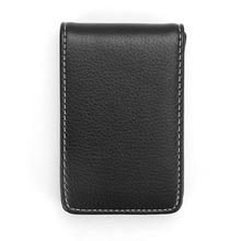 Men Wallet Business Card Holder Bank Leather Cow Pickup Package Bus Slim Multi-card-bit Pack Bag