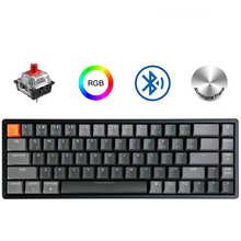 Keychron k6 w 68 горячий ключ с возможностью замены во время