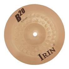 8 Inch B20 Cymbal Professional Bronze Cymbal for Drum Set High Quality Percussion Musical Instrument Drum Parts Accessories