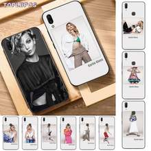 TOPLBPCS Vogue girl karlie kloss Soft Phone Cover for Vivo Y91C 31 53 19 11 17 81 55 66 69 71 V11 i 9 7 67(China)
