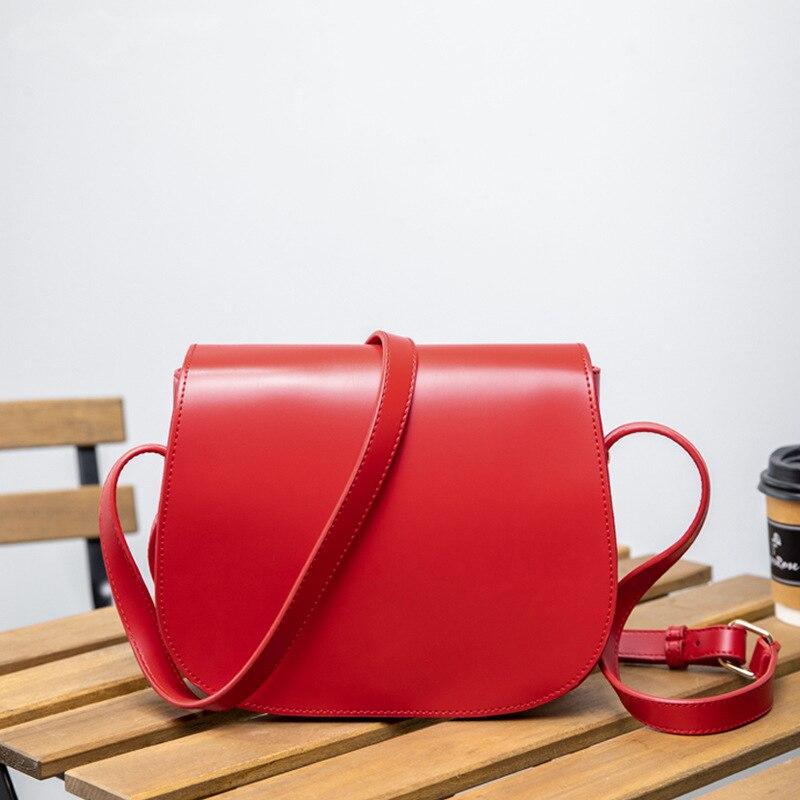 Bolsas de Couro Genuíno para as Mulheres Bolsas de Luxo Bolsa de Couro Bolsas do Mensageiro Bolsas Femininas Designer Senhoras Ombro Novo C1191 2020