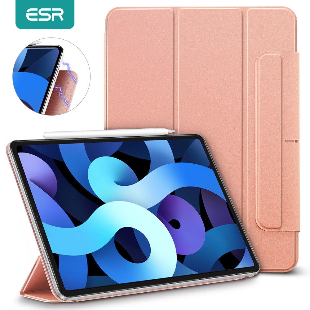 ESR чехол для iPad Air 4 2020 Безопасный Магнитный умный чехол для iPad Air 4 2020 противоударный чехол для планшета защитный новый выпуск