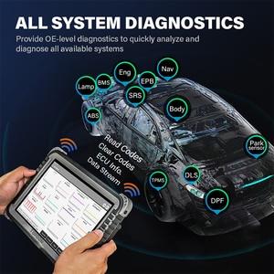 Image 2 - TOPDON فينيكس زائد سيارة التشخيص ماسحة السيارات المسح الضوئي السيارات المهنية التشخيص Diagnost ECU الترميز 2 سنوات