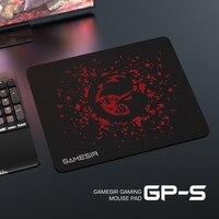 Tappetino per Mouse da gioco GameSir, superficie in tessuto per velocità e controllo, GP-S Base in gomma antiscivolo, 11.81*9.84*0.12 pollici