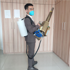 Image 5 - Portable Thermal Fogger Machine Disinfection Fogging Machine ULV Sprayer Nebulizer Term with CE for mosquito Pest