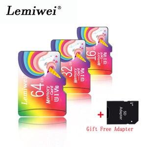 Original Mico SD Card Hot Sale MIni SD TF Card 8GB 16GB 32GB Class 10 High Speed Memory Card 64gb 128gb For Phone Free Adapter