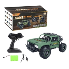 Flytec High-Speed Remote Control Car Toy Off-Road Climbing