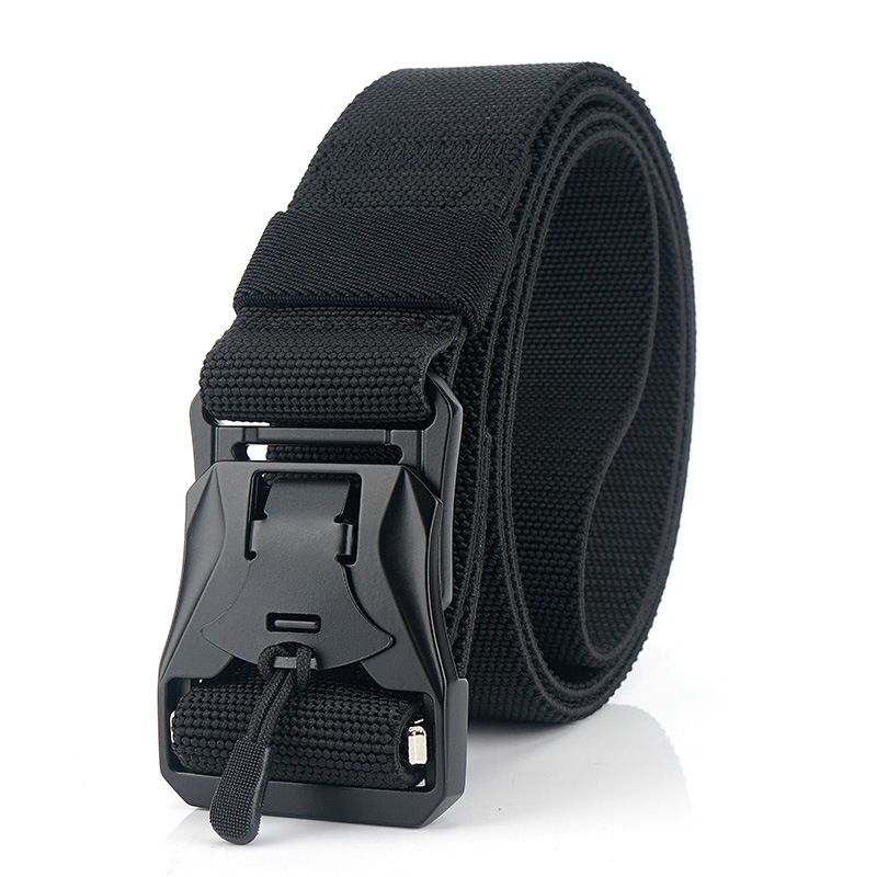 Military Equipment Combat Tactical Belts For Men Army Training Nylon Metal Buckle Waist Belt Outdoor Hunting Belt Ceinture Homme