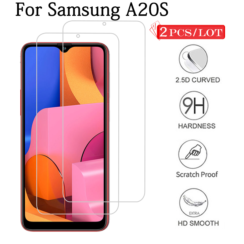 2Pcs <font><b>Glass</b></font> Screen Protector for <font><b>Samsung</b></font> Galaxy A20S 20S A207 Tempered <font><b>Glass</b></font> for <font><b>Samsung</b></font> A20 <font><b>A</b></font> <font><b>20</b></font> A205 20A Film Protective <font><b>Glass</b></font> image