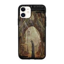 Coque de téléphone noire, la chère Hunter Act Iv renaissance en Reprise, Art Rock, pour iPhone 11 Pro Max, vacances