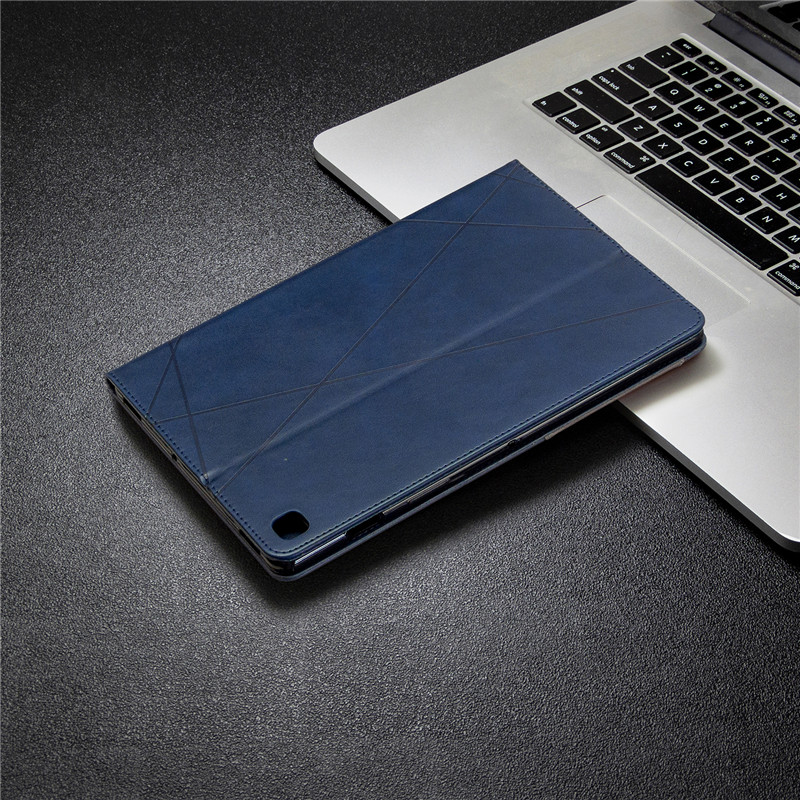 Case For Samsung Galaxy Tab S5E 10.5 2019 SM-T720 SM-T725 Flip PU Leather Full Smart Cover Stand Funda Tab S5E 10.5'' 2019 Coque-5
