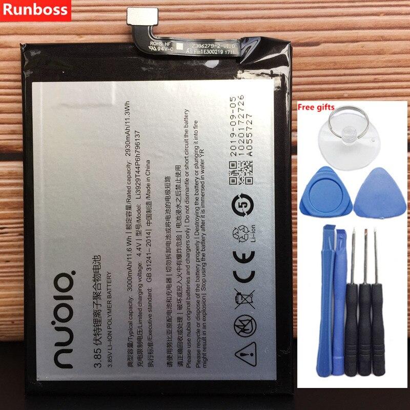 2019 Nouveau 100% D'origine Runboss Li3929T44P6h796137 Batterie Pour Huawei Ideos Z11 miniS NX549J Z17mini Z17 mini NX569H NX569J NX529J