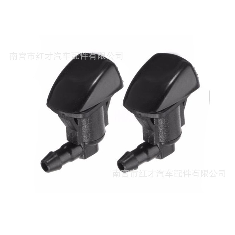 Manufacturers Direct Selling 853810K010 Front Windscreen-Style Glass Water Spray Nozzle Fan-shaped Spray Wiper Blade Nozzle