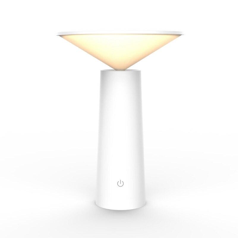 USB LED lampe de Table sensible 40 rotatif réglable lampe bébé veilleuse lampes de pépinière