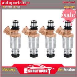 4X 23250-16150 dysza wtryskiwacza paliwa dla Toyota Corolla AE110 4AFE 5AFE 23209-16150