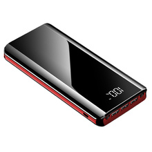Power Bank 20000mah External Portable Battery Powerbank Bank Power Batteri Charger Portabl Waterproof LED LCD for Xiaomi Iphone цена и фото