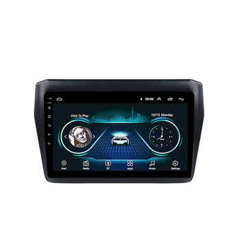 Eastereggs 9 2 Din Android Car Multimedia Player for Suzuki Swift 2017 2018 2019 Head Unit Autoradio GPS Navigation BT WIFI image