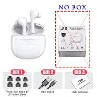 J3 White No BOX