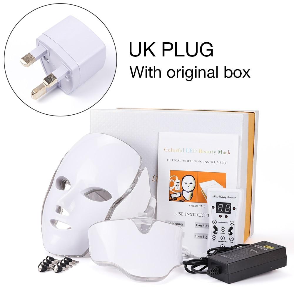 UK Plug with box