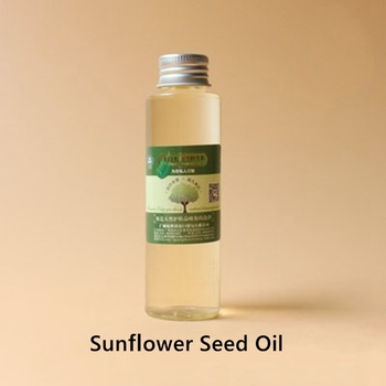 Hot Selling  Sunflower Seed Oil  Rich in VE, it can soften skin and resist aging. Superior quality Pure natura grape seed oil refined antioxidant skin protection beauty weight loss superior quality pure natura