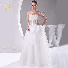 Жанна любовь новое поступление Свадебные платья 2020 фатиновое