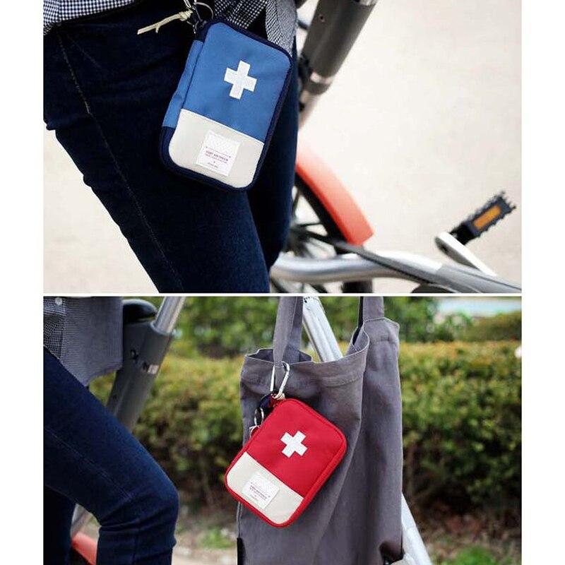 Купить дорожная портативная сумка для хранения первой помощи экстренной