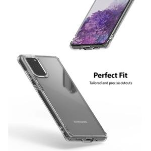 Image 2 - Ringke Fusion for Galaxy S20 Plus 실리콘 케이스 유연한 Tpu 및 투명 하드 PC 뒷면 커버 Hybrid for Galaxy S20 +