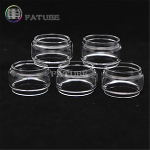 Manta Subohm Tank 4.5ml 5pcs FATUBE Bubble Glass Cigarette Accessories for Advken MANTA MTL RTA 3ml