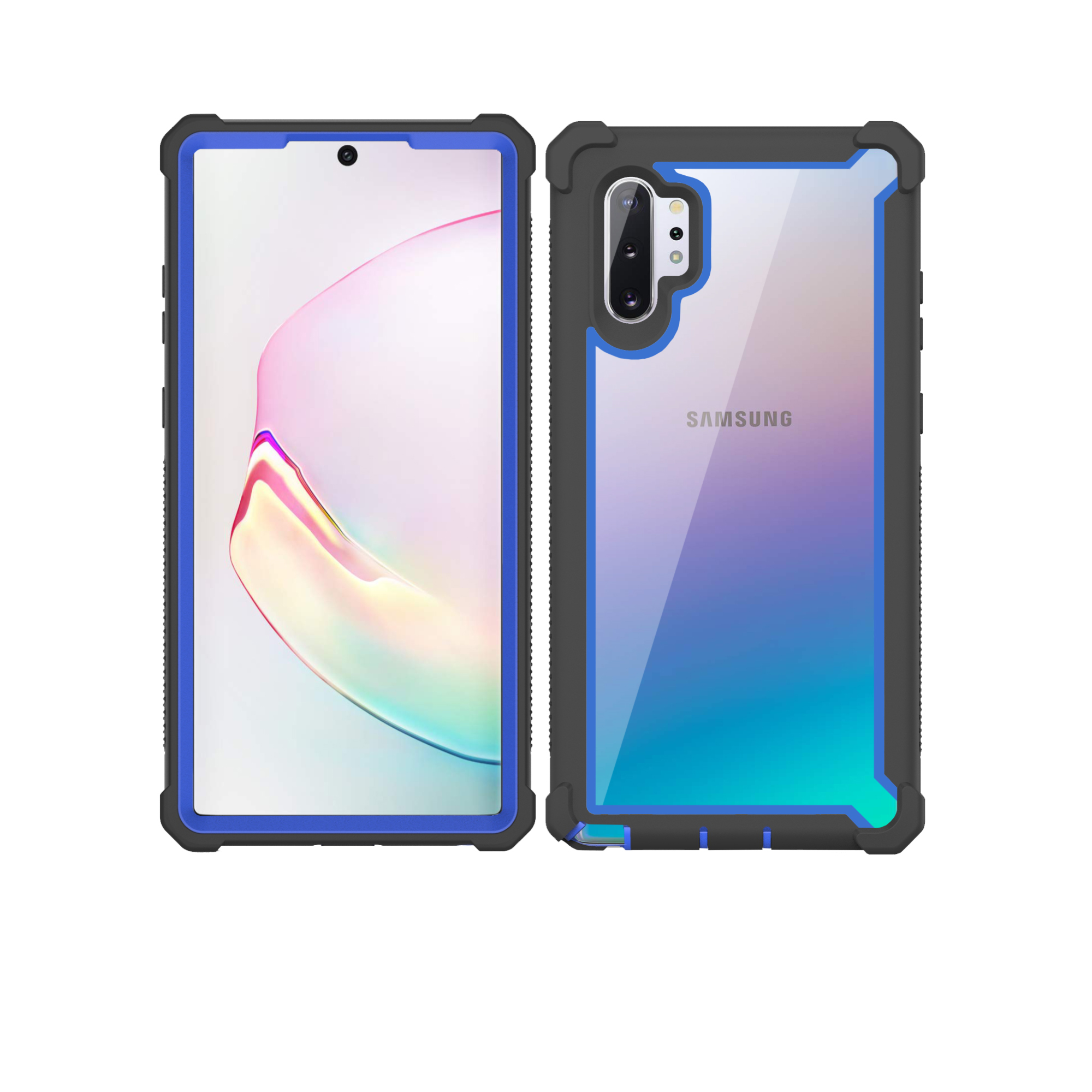 Colorful 360 Protective Shockproof Samsung Galaxy Cover