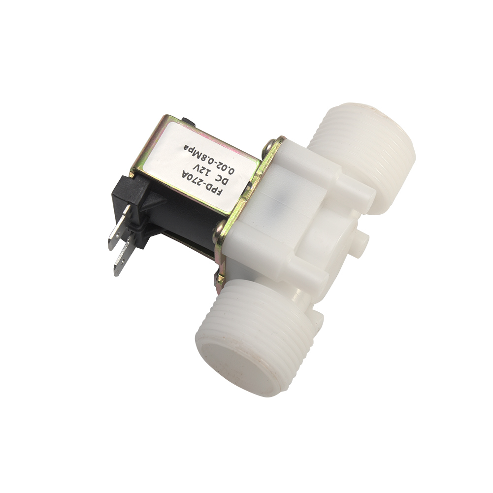 G3//4 G1//2 DC12V Solenoid  Water Diverter Device Normal Closed Type