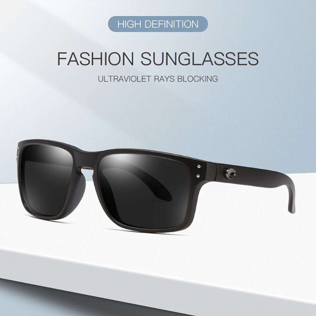 Sports and Fashion Sunglasses with Sunscreen Lenses
