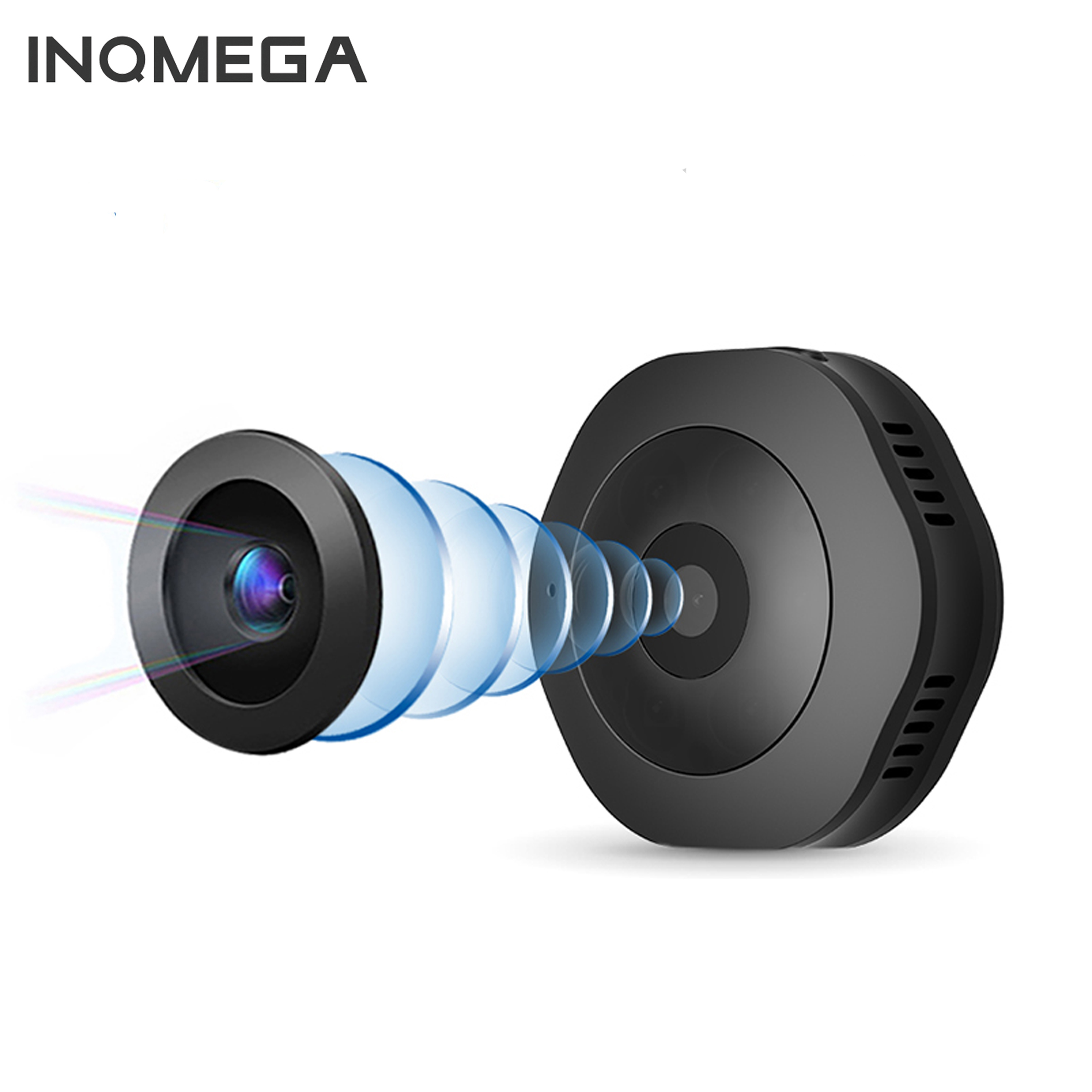 INQME Mini Camera Night Vision DV/Wifi Micro  Action Camera with motion 1080P Sensor Camcorder Voice Video Recorder Small Camer